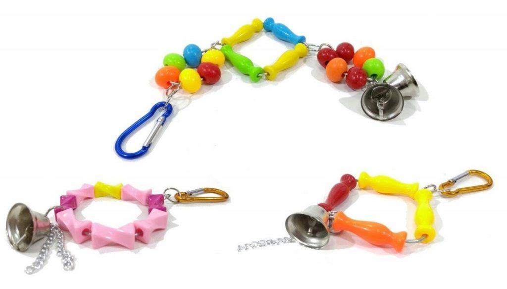 brinquedos para calopsitas